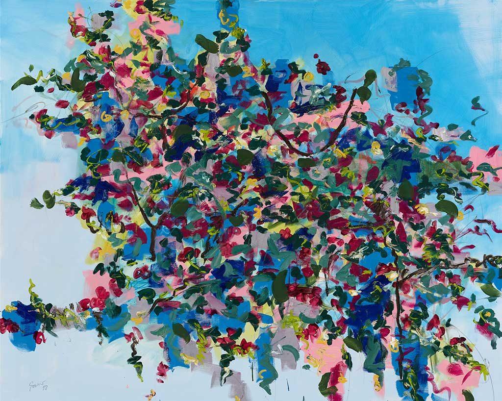 Dirk Sommer Malerei Kreta